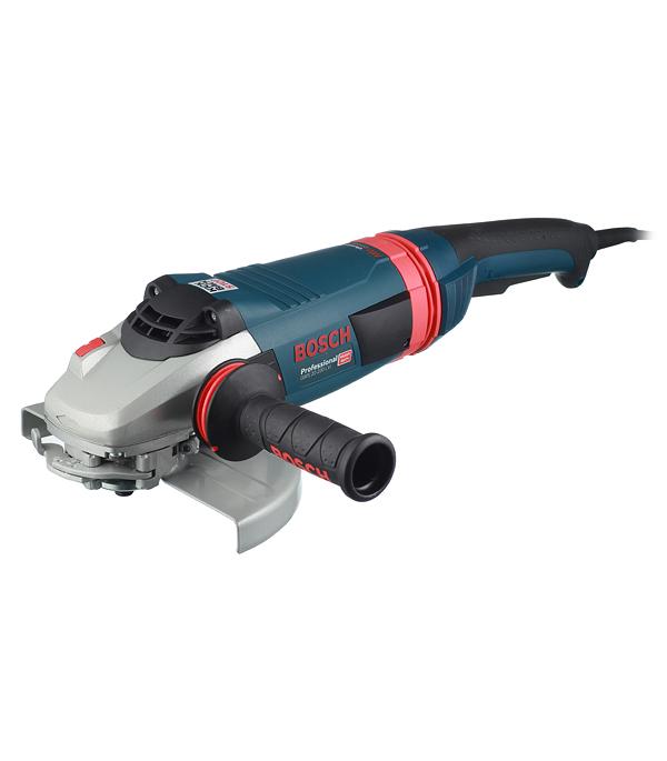 Шлифмашина угловая (УШМ) Bosch GWS 22-230 LVI 2200 Вт 230 мм dwt ws24 230 d угловая шлифмашина green