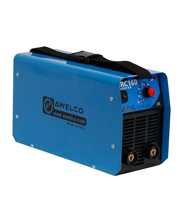 Сварочный аппарат инверторного типа Awelco ARC 160 сварочный аппарат champion iw 160 7 1atl