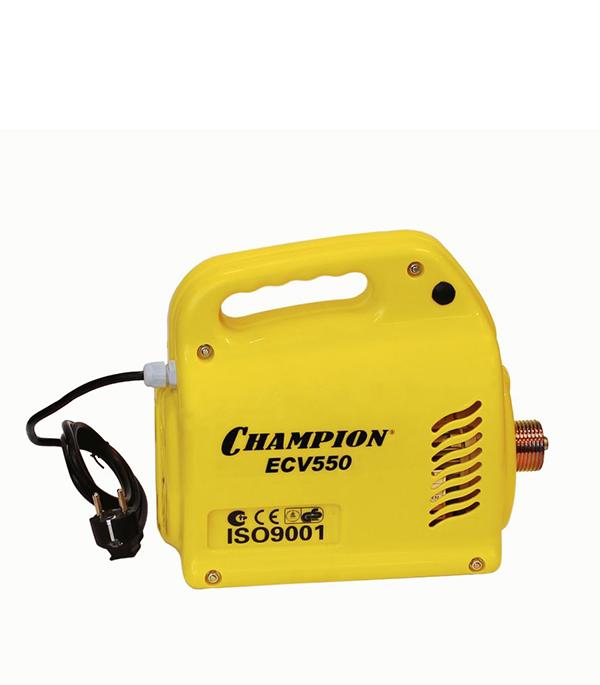 Вибратор электрический глубинный Champion ECV550 4 м 550 Вт вибратор глубинный красный маяк эпк 1300 51