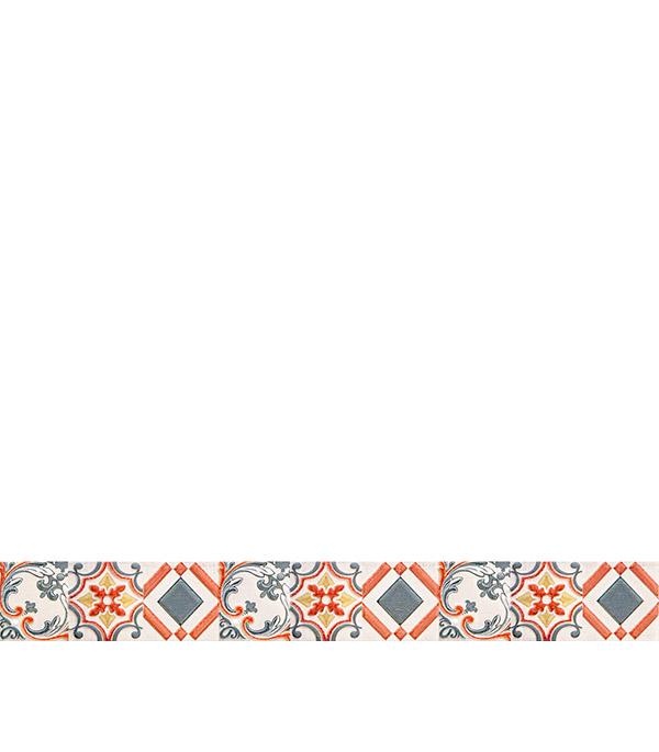 Плитка бордюр 505х62х9 мм Эклипс Аврора бордюр azori этель камилла 6 2х50 5