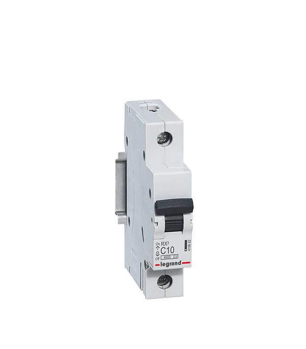 Автомат Legrand 1P 20А тип С 4.5 kA RX3 автомат 3p 63а тип с 6 ka abb s203