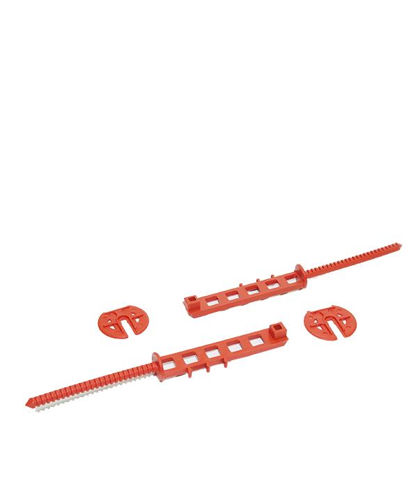 Стяжка универсальная для несъемной опалубки (150 шт) Элемент №1