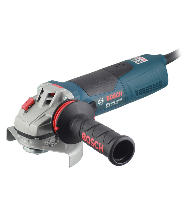 цена на Шлифмашина угловая (УШМ) Bosch GWS 17-125 CI 1700 Вт 125 мм