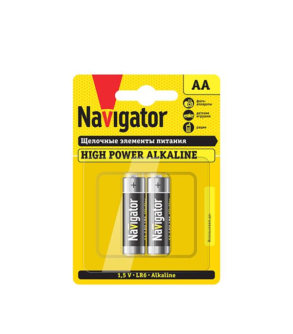 Батарейка NAVIGATOR LR6 1.5V (AA) (2 шт.)