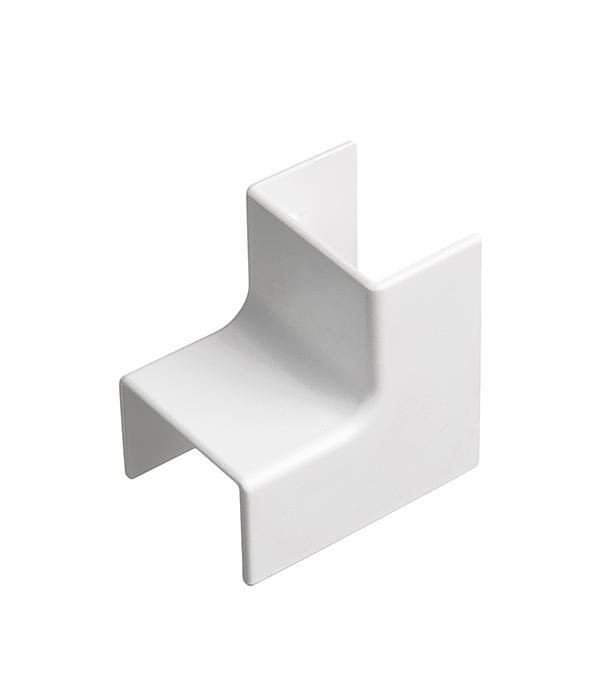 Внутренний угол для кабель-канала ДКС 25х17 мм белый кабель