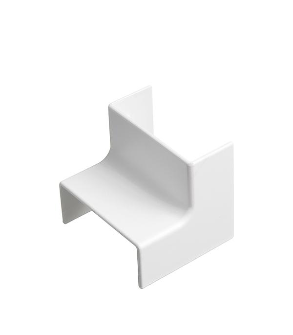 Внутренний угол для кабель-канала ДКС 40х17 мм белый кабель