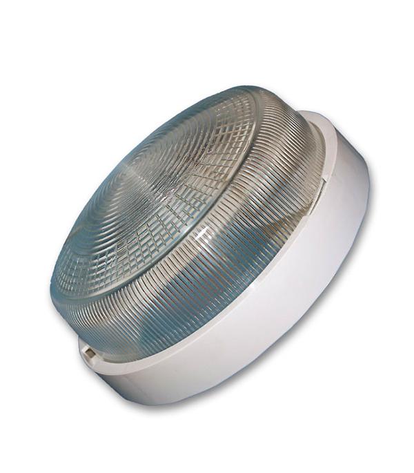 Светильник НПБ IP54 Круг без решетки влагозащищенный светильник navigator 94 806 nbl r1 100 e27 wh нпб 1101 белый круг 100вт ip54 4607136948068 51024