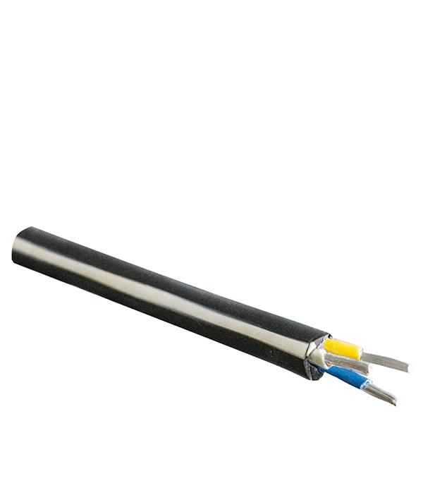 Кабель АВВГ нг LS 3х2,5 (100 м) эффективные магнезиальные материалы с пониженной гигроскопичностью