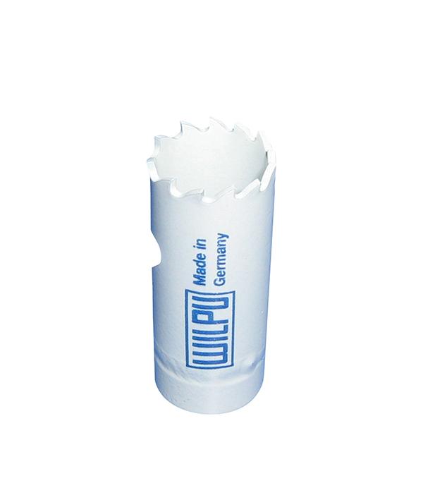 Коронка универсальная Wilpu Профи 25 мм крупный зуб коронка универсальная 65 мм крупный зуб wilpu профи