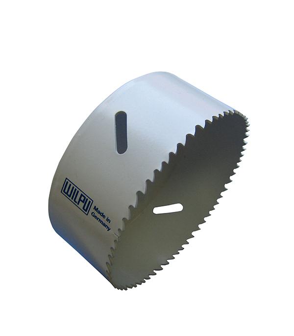 Коронка универсальная Wilpu Профи 111 мм крупный зуб коронка универсальная 65 мм крупный зуб wilpu профи