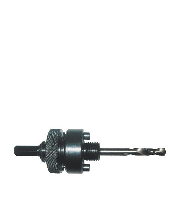 Переходник адаптер для коронок Wilpu Профи 32-210 мм ZE5/ZE4 A c 6-гранным хвостовиком 9,5 мм адаптер переходник aist 557114