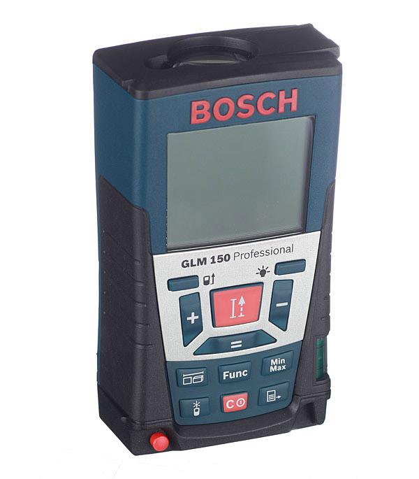 Дальномер лазерный Bosch GLM 150 150 м дальномер bosch plr 50 c 50 м 603672220