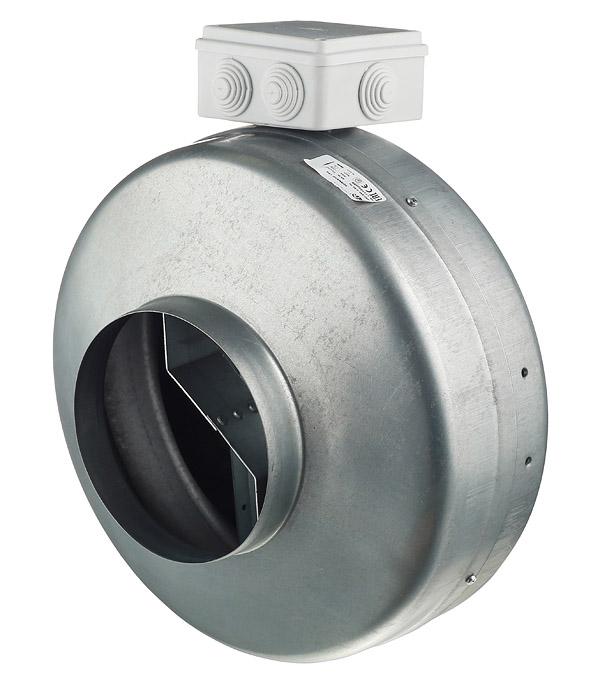 Вентилятор канальный центробежный d160 мм Era Tornado серебристый цена