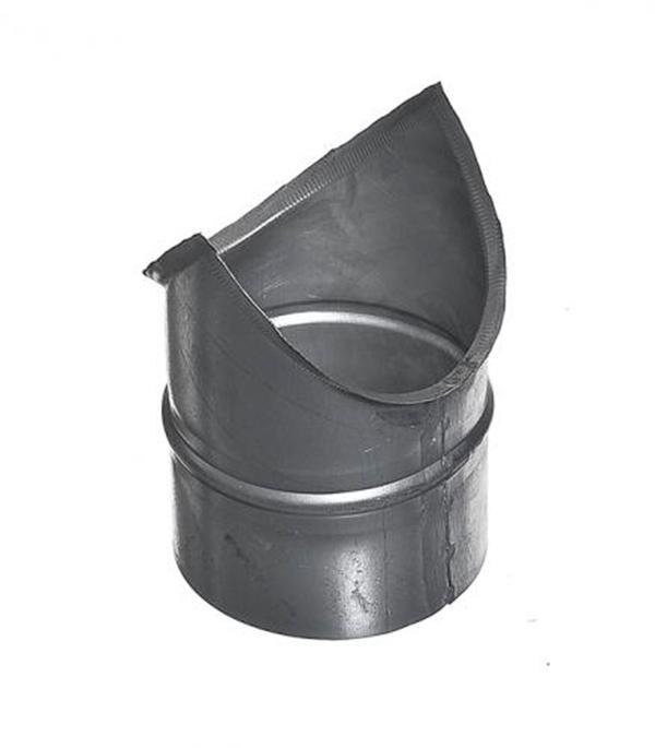 Купить Врезка оцинкованная для круглых стальных воздуховодов d160х125 мм, Хром, Сталь оцинкованная
