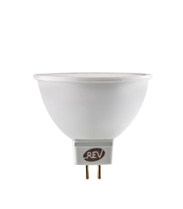 Лампа светодиодная GU5.3 5W MR16 4000K холодный свет