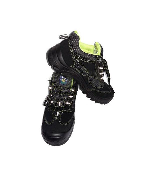 Кроссовки замшевые (композитный защитный носок) размер 42