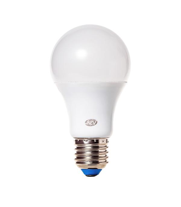 все цены на Лампа светодиодная E27 13W, A60 (груша), 2700K, теплый свет, REV онлайн