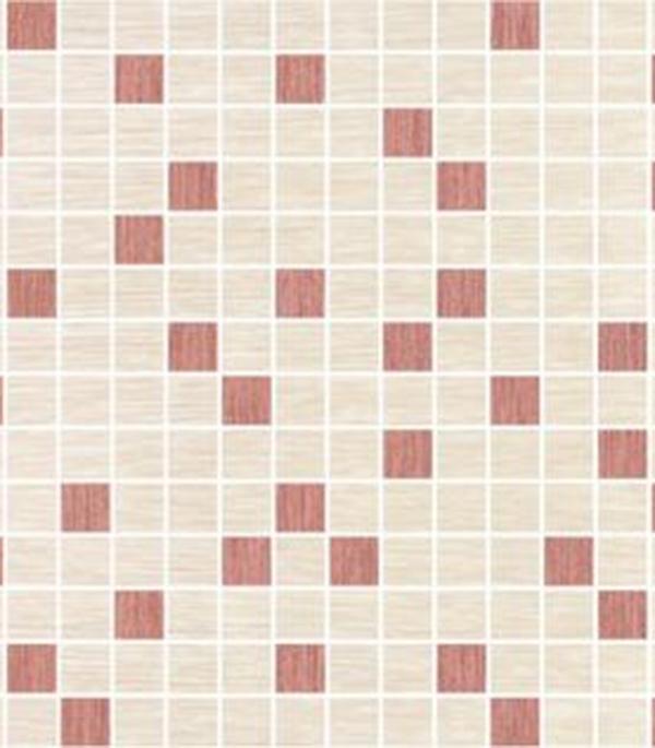 Мозаика керамическая Керамин Сакура 1 300х300х7,5мм на сетке цена