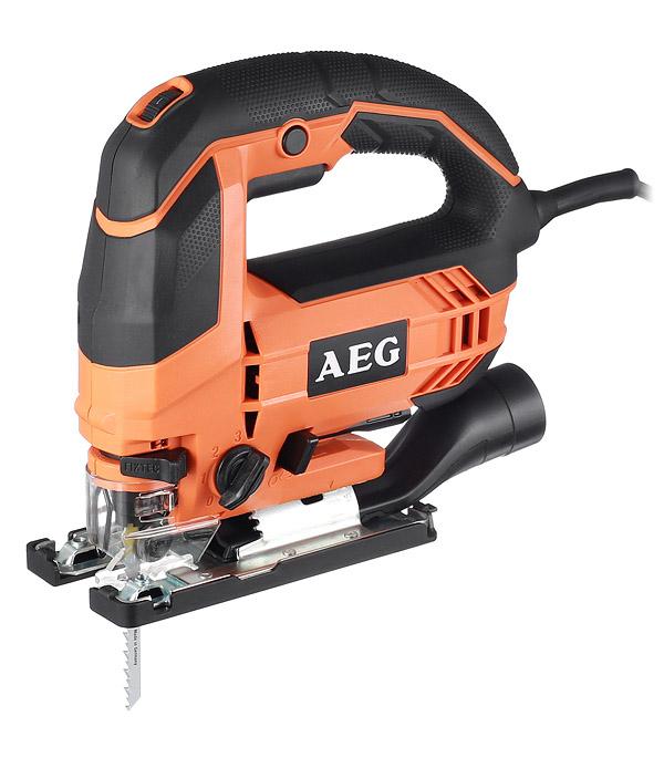 Лобзик электрический AEG STEP 100X 700 Вт лобзик aeg step 100x 451000