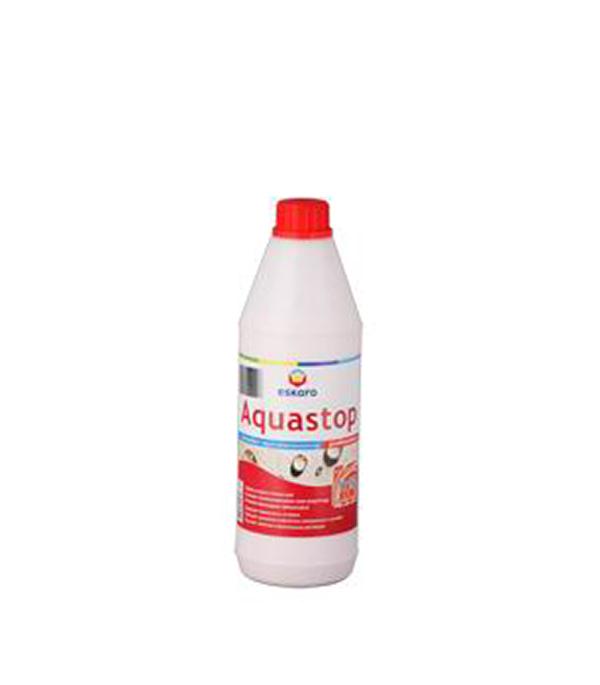 Грунт концентрат Eskaro Aquastop Professional 1 л картрайт п кирпичная кладка уроки мастера