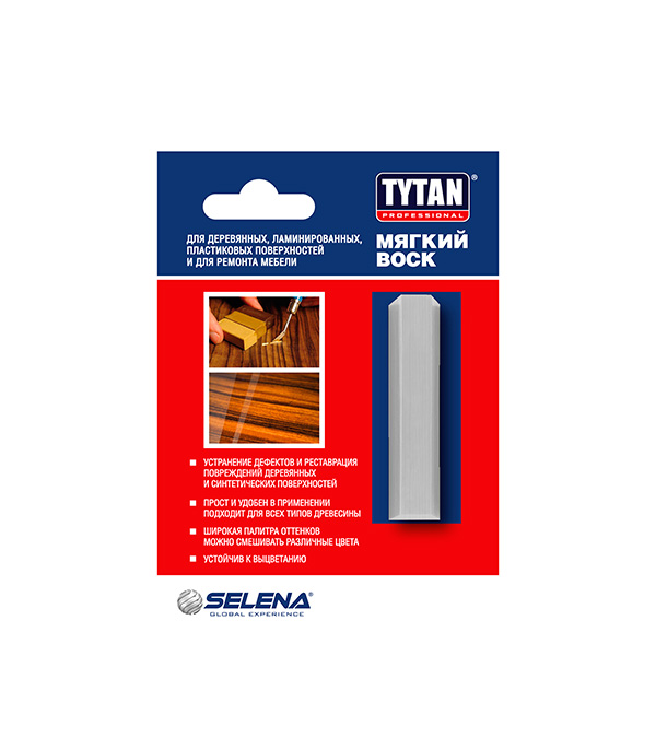 Воск мебельный Tytan Professional № 102 серый камень 7,5 г