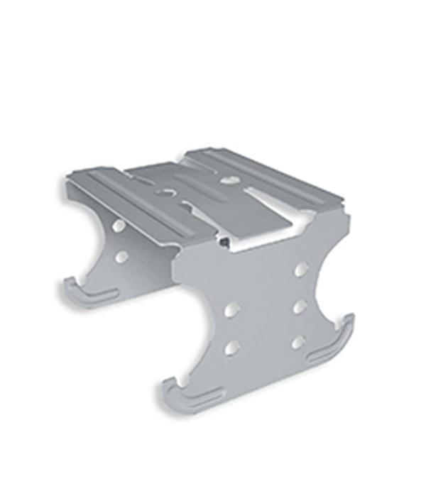 Соединитель двухуровневый Knauf 60х27 0.9 мм соединитель одноуровневый краб knauf 60х27 0 9 мм