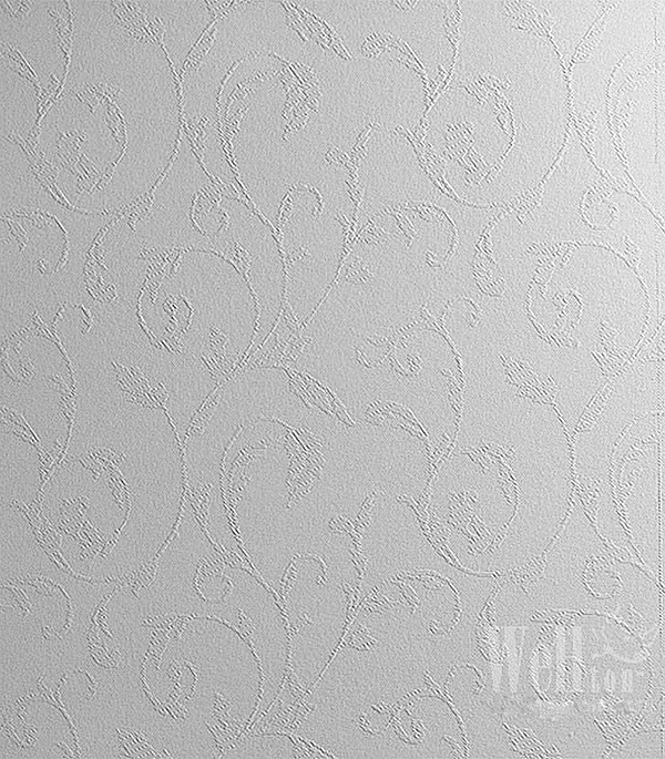 Стеклообои Wellton Decor Барокко1х12.5 м цена 2017
