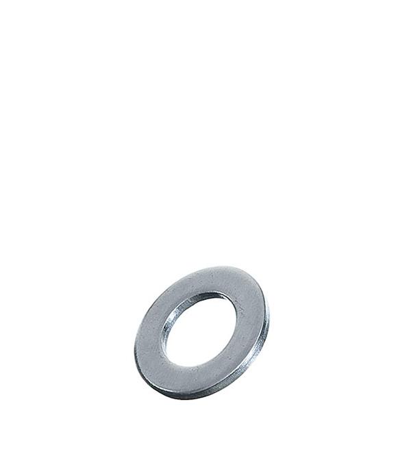 Шайбы оцинкованные 5х10 мм DIN 125А (30 шт) шайбы оцинкованные 10х20 мм din 125а 100 шт
