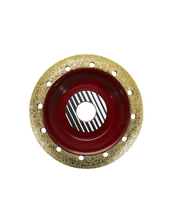 Диск шлифовальный, вогнутый d=125 мм №5 лакокрасочные материалы