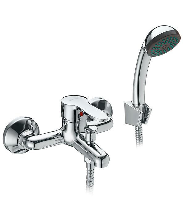 Смеситель для ванны и душа JUGUNI PEGAS 10466 с коротким изливом однорычажный с лейкой смеситель juguni jgn0140 b 0402 656a