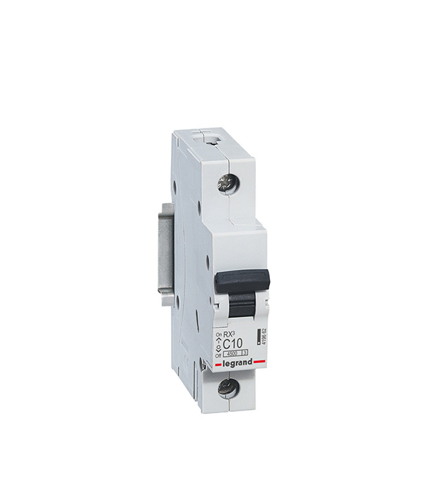 Автомат 1P 32А тип С 4.5 kA Legrand RX3 автомат 3p 63а тип с 6 ka abb s203