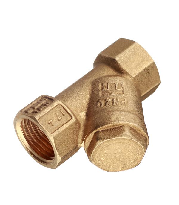Фильтр косой 1/2 внутр(г) х 1/2 внутр(г), 500 мкм Tiemme цена