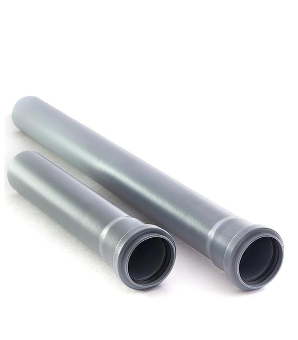 Труба канализационная внутренняя 50х1500 мм труба канализационная внутренняя ostendorf 50х1500 мм