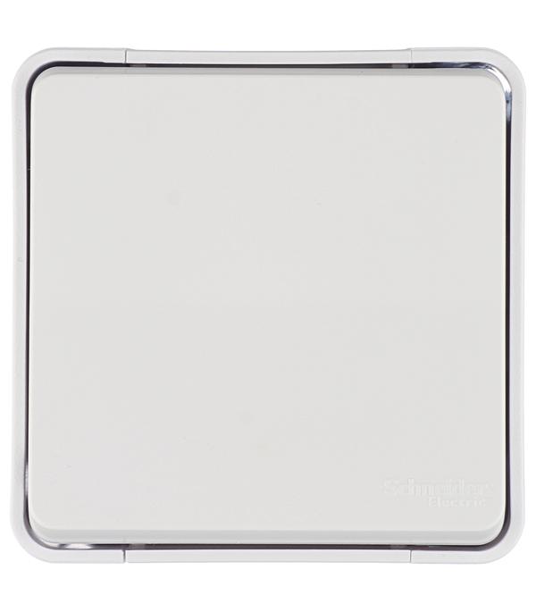 Переключатель одноклавишный Schneider Electric Mureva S о/у IP55 белый выключатель одноклавишный о у ip 44 schneiderelectricэтюдбелый