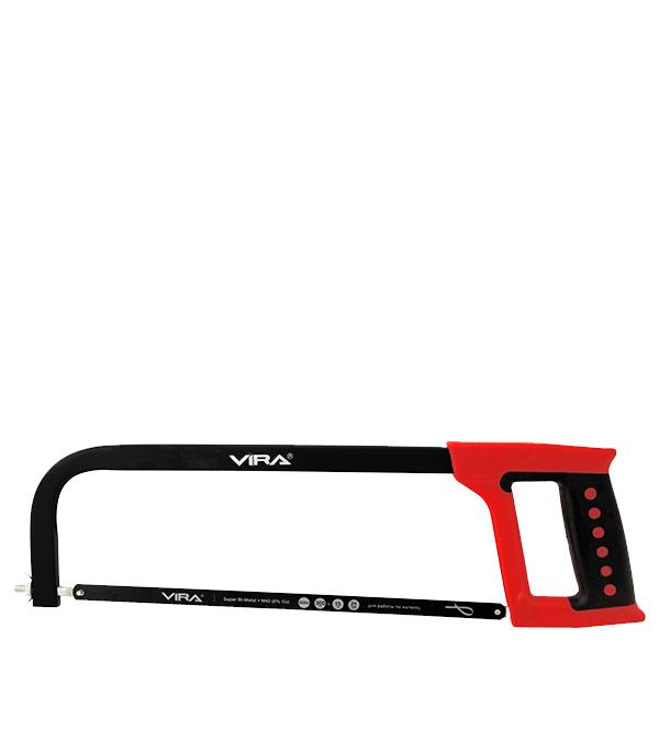 Ножовка по металлу VIRA 300 мм ножовка по металлу vira 30 см 801010