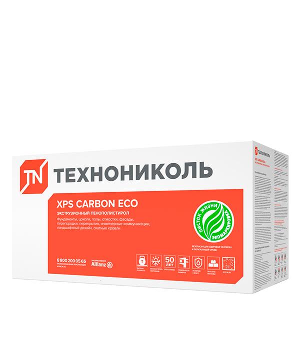 Экструдированный пенополистирол Технониколь Carbon Eco SP Шведская плита 2360х580х100 мм