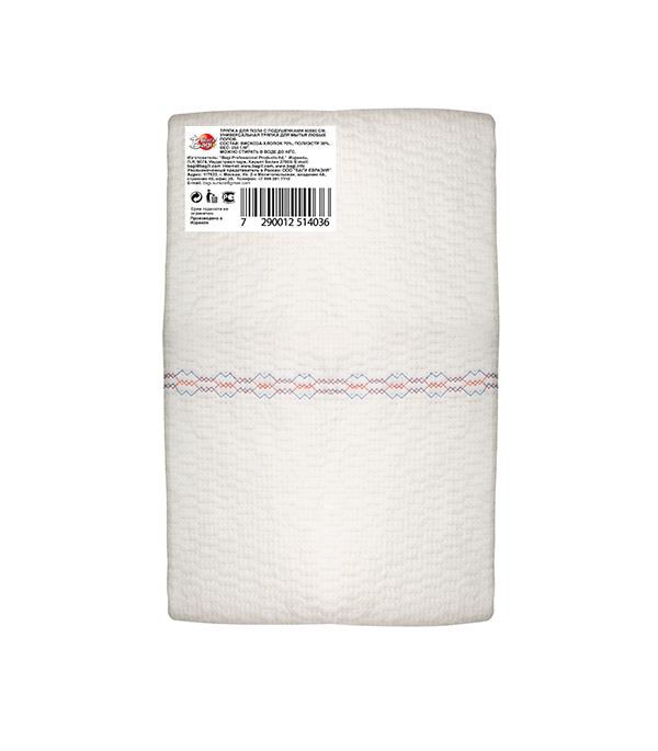 Тряпка для пола Bagi с подушечками 50х80 см цены онлайн
