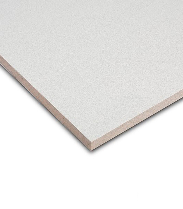все цены на Плита к подвесному потолку ARMSTRONG Sierra Board 600x600x13 мм в интернете