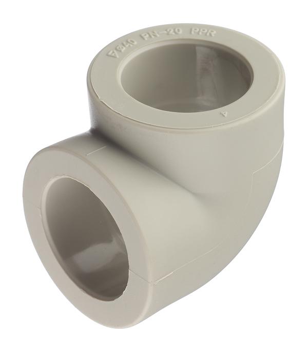 Купить Угол полипропиленовый 40 мм, 90° FV-PLAST серый