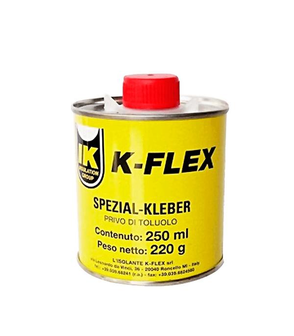 Купить Клей для трубной теплоизоляции K-FLEX 220 г, Желтый, Каучук