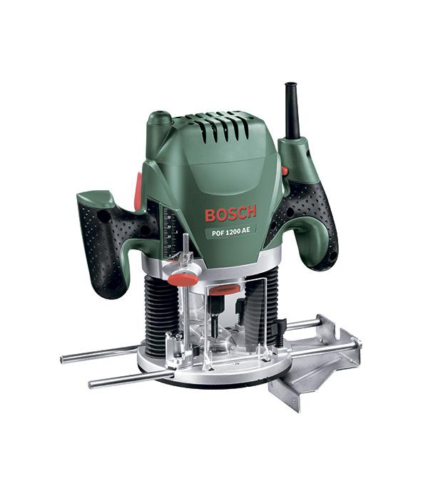 Купить Фрезер Bosch POF 1200 AE 1200 Вт цанга 8 мм