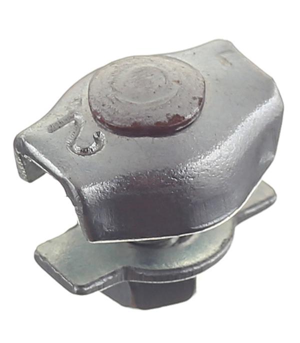 Зажим троса Simplex 2 мм (2 шт) зажим троса simplex 3мм 2шт