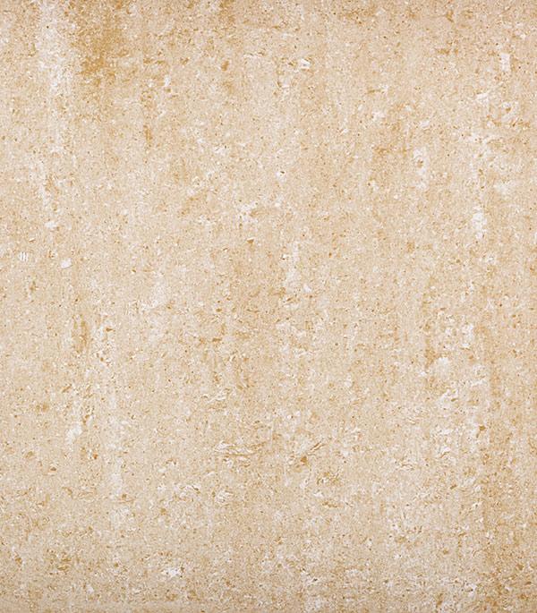 Керамогранит 600х600х10 мм бежевый Travertino полированный /Грасаро (4 шт= 1,44 кв.м) керамогранит декор 76х600х10 мм бежевый travertino плинтус грасаро