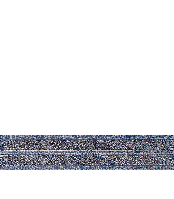 Плитка бордюр 405х80х8 мм Камлот Индиго Крэш бордюр azori этель камилла 6 2х50 5