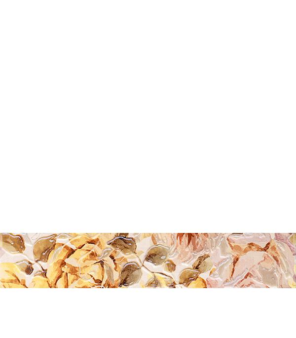 Плитка бордюр Розмари 400х75 мм коралловый плитка бордюр мурайя 250х75 мм бежевая