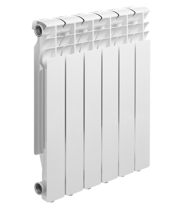 Радиатор алюминиевый литой 1