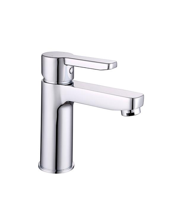 Смеситель для умывальника IDDIS SENA SENSB00i01 однорычажный смеситель для ванны iddis sena sensb00i02