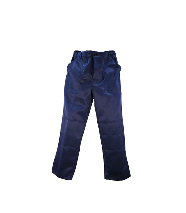 Брюки темно-синие Мастер, размер 60-62 (120-124), рост 170-176 брюки темно синие 3pommes ут 00005348