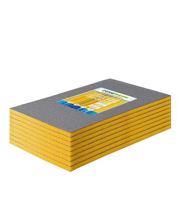 Шумоизоляция Евроблок 1000х600х30 мм тепло и шумоизоляция