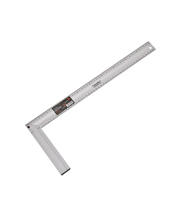 Угольник строительный Hesler 500 мм алюминиевый измерительный алюминиевый угольник truper e 16x24 14384